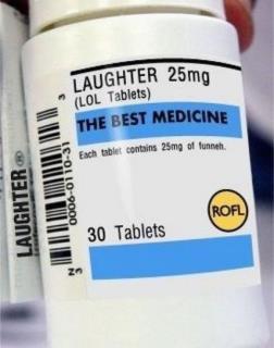 Laughter Pills