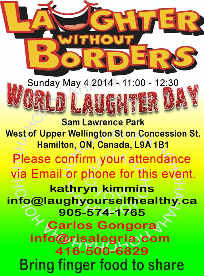 Celebrating 16 Years Of World Laughter Day