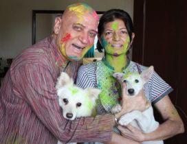 Holi-festival of colours in India