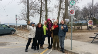 world laughter day 2016- port dover